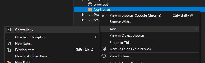 Логическая игра с нуля на ASP.NET Core 2, поиграем? - 5