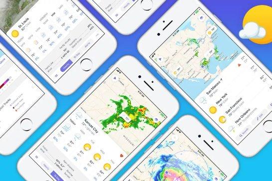 Новое приложение Atlas добавляет обновленный интерфейс для iPhone 8