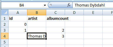 Лепим тулбар на PyQt, экспортируем данные в Excel и HTML - 4