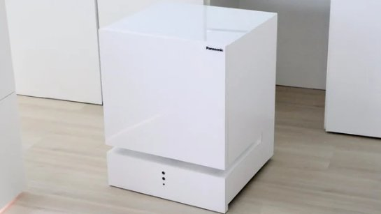 Panasonic выпускает умный холодильник