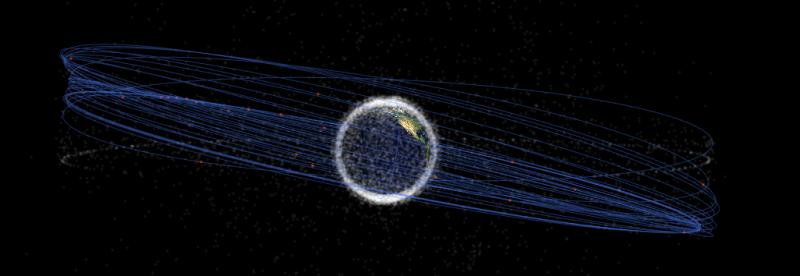 Новый мусор на геостационарной орбите: разрушение Telcom-1 и AMC-9 - 7