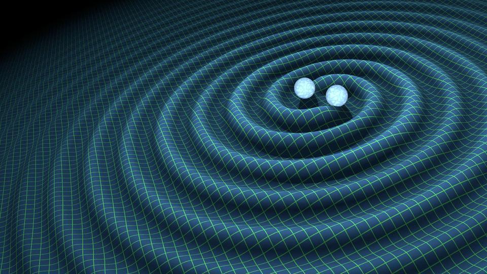 Спросите Итана: как гравитационные волны убегают из чёрной дыры? - 3