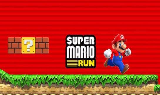 Super Mario Run ненадолго исчезает из Apple App Store