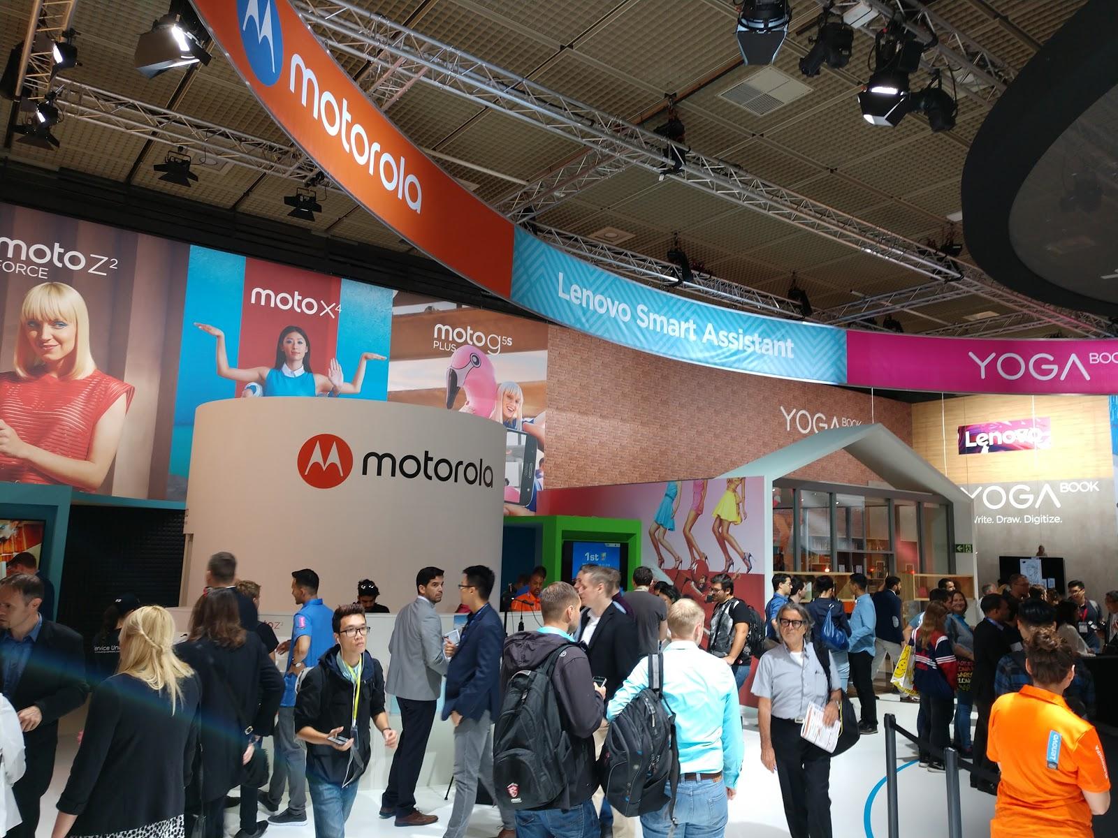 IFA 2017: гид по новинкам Lenovo & Motorola - 1