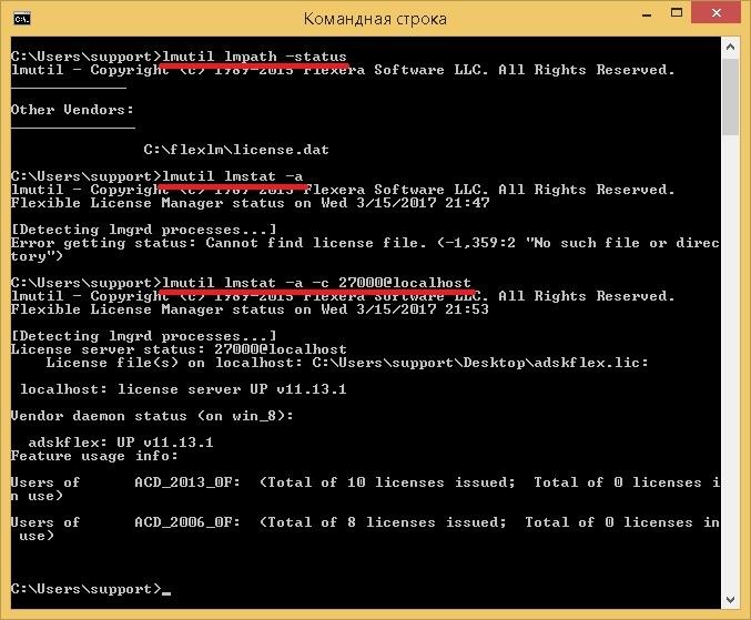 Zabbix: LLD-мониторинг служб FlexLM - 3