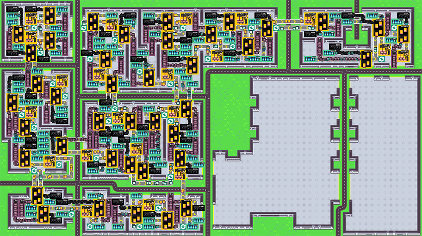 Factory Idle