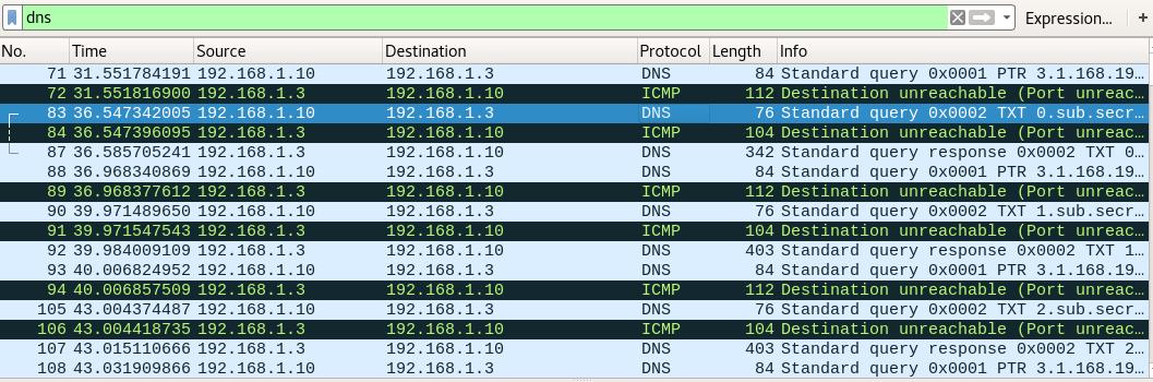 Доставка Powershell скриптов через DNS туннель и методы противодействия - 5