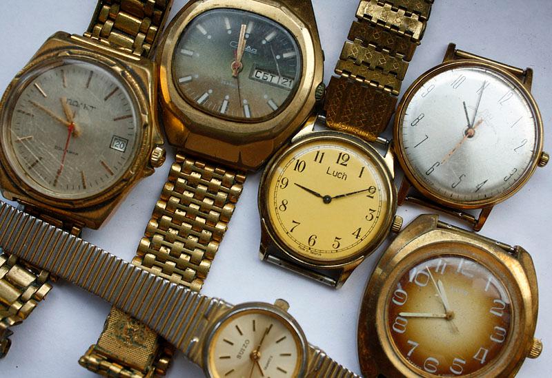 Эволюция наручных часов: чему их научили технологии - 1