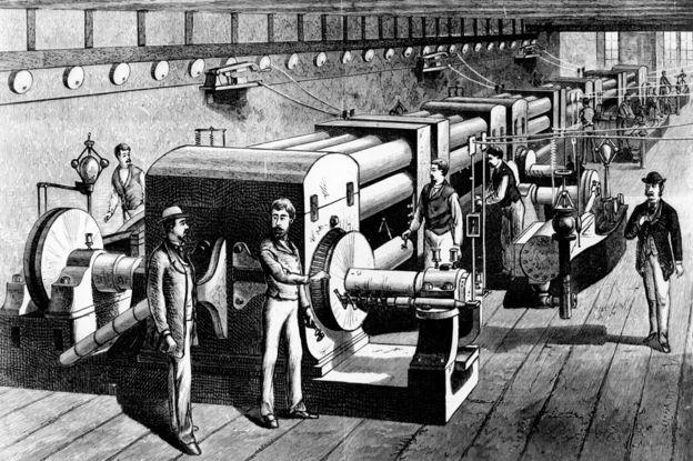 Почему появление электричества не сразу изменило промышленность? - 3
