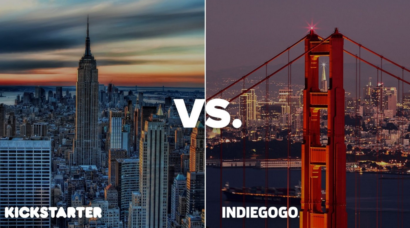 Лучшая краудфандинговая платформа в 2017 году: Kickstarter или Indiegogo? - 1