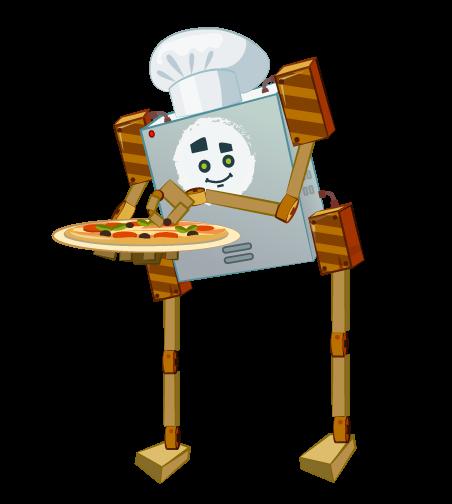 Учим робота готовить пиццу. Часть 2: Состязание нейронных сетей - 1
