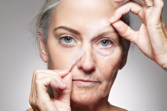 Старение кожи можно замедлить