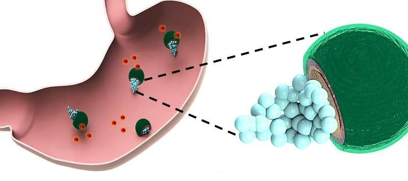 Микромашины в лечении болезней желудка - 2