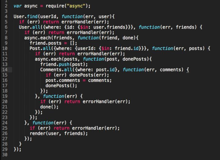 JavaScript: методы асинхронного программирования - 2