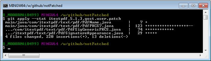 Как на Java c помощью КриптоПро подписать документ PDF - 3