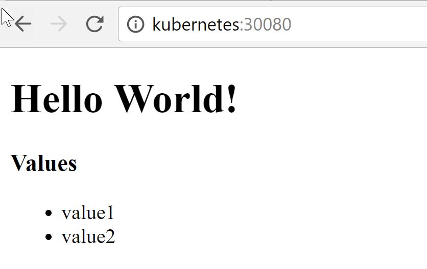 DevOps с Kubernetes и VSTS. Часть 1: Локальная история - 5