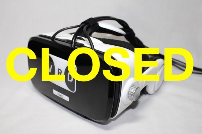 Проект российского шлема виртуальной реальности VRD закрыт - 1