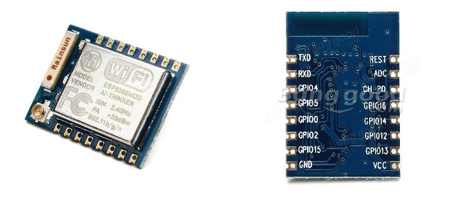 Программирование и обмен данными с «ARDUINO» по WI-FI посредством ESP8266 - 4