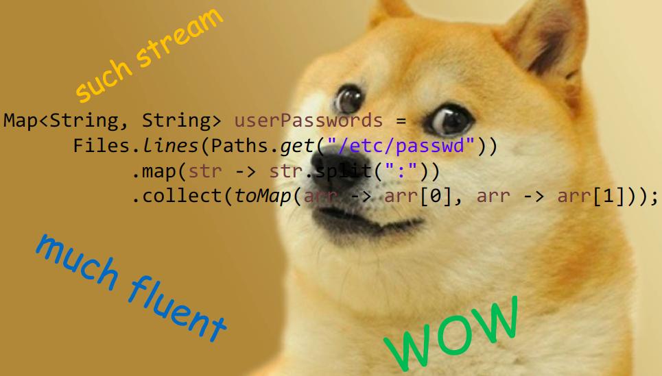 Причуды Stream API - 26