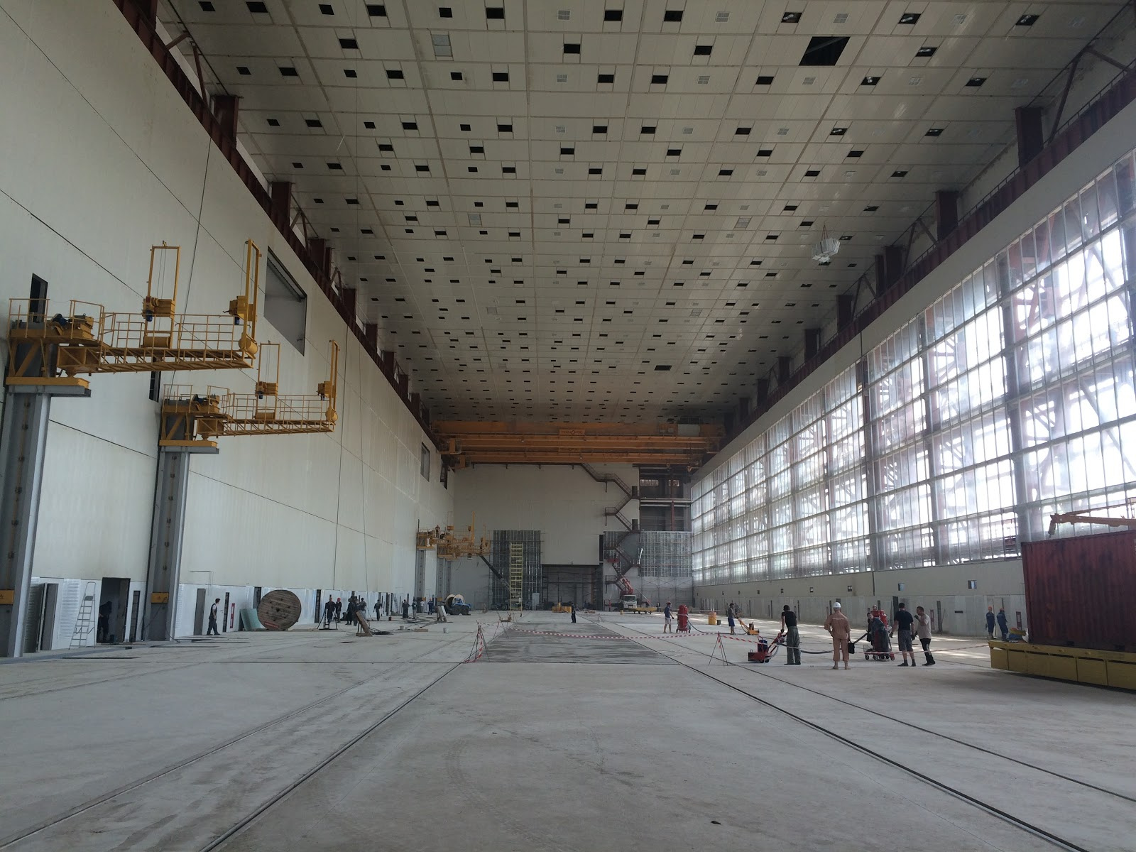 «Восточный» — наш космодром - 32