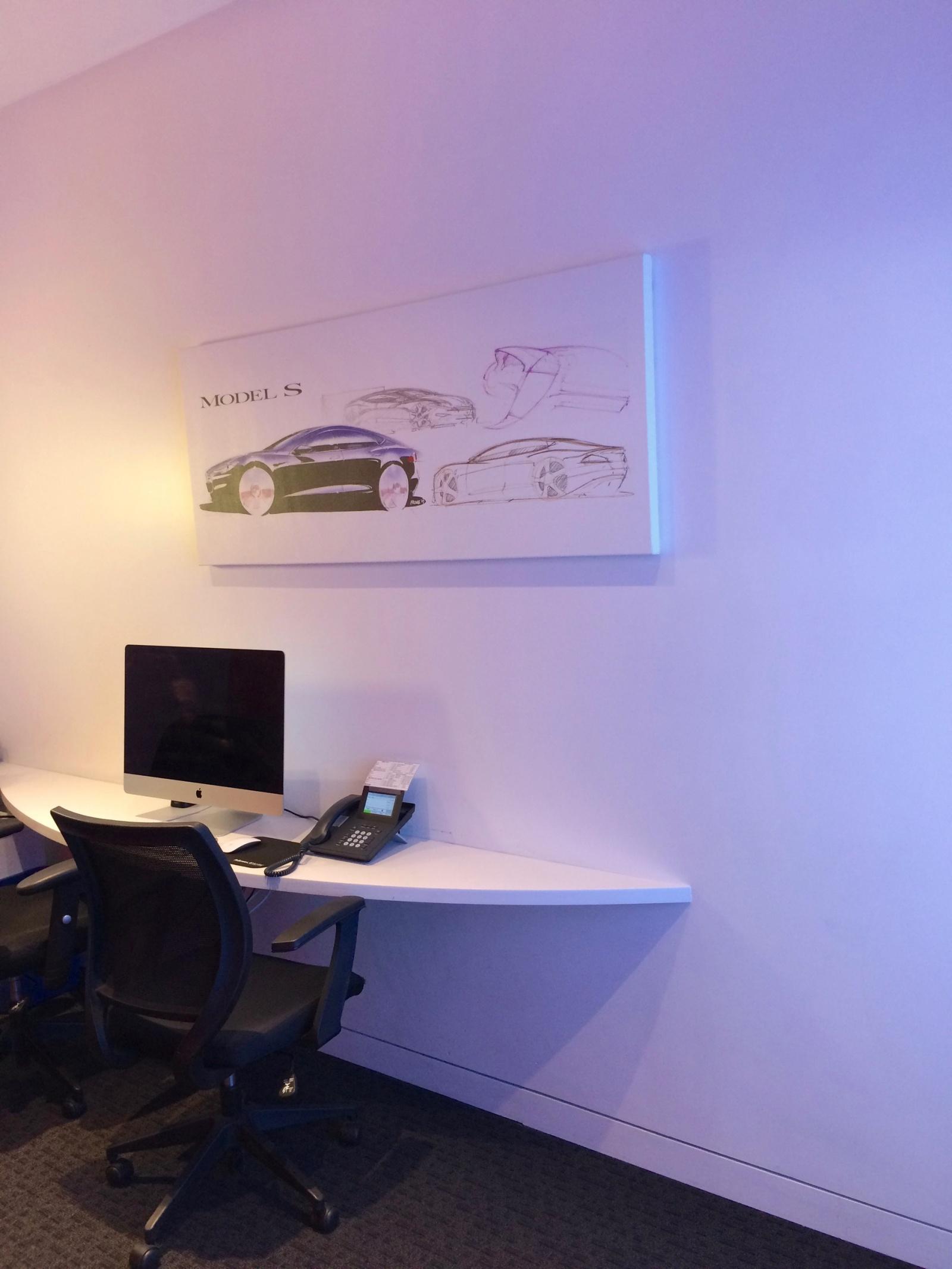 Test Drive Tesla Model X - 5
