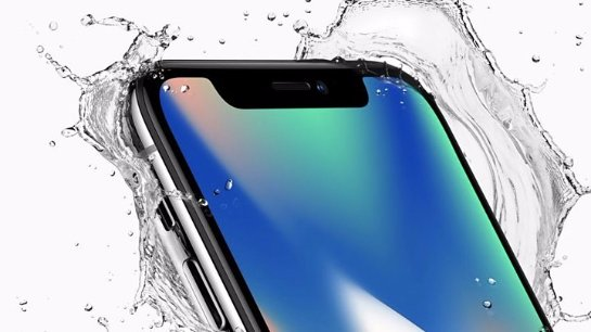 Функция распознавания лиц Apple не сработала на сцене во время запуска iPhone X