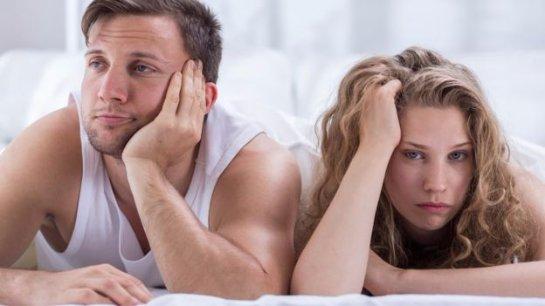 Женщины теряют интерес к сексу чаще, чем мужчины
