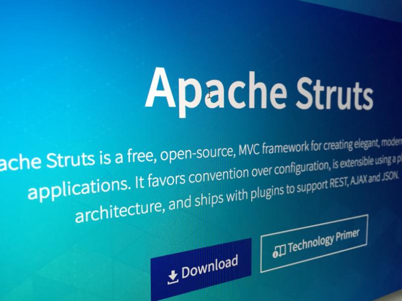 Новая уязвимость веб-сервера Apache Struts позволяет удаленно исполнять код - 1