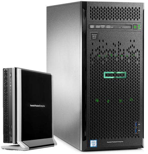 Серверы HPE ProLiant Gen8 и Gen9 vs. Gen10 - 1