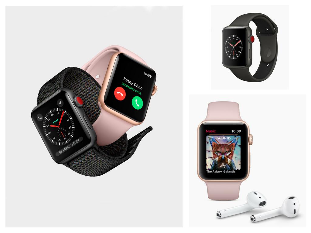 Три айфона, часы и ТВ. Что показали на презентации Apple - 2