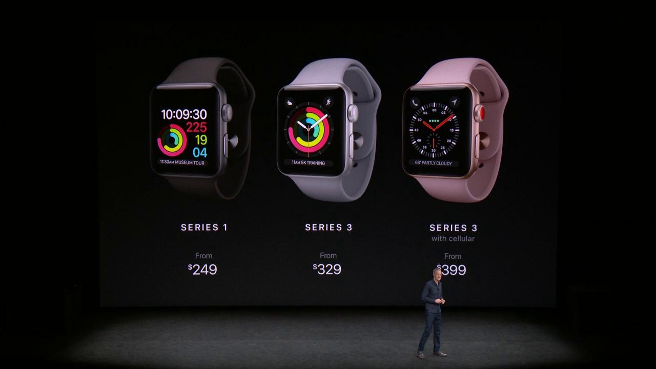 Три айфона, часы и ТВ. Что показали на презентации Apple - 3