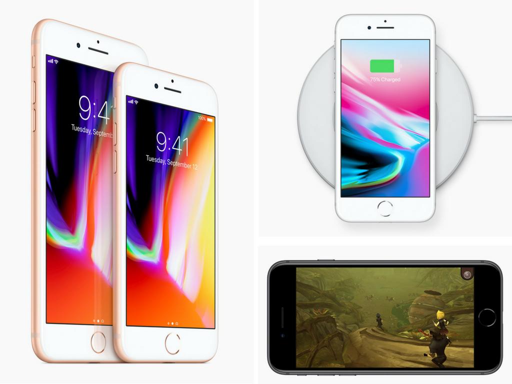 Три айфона, часы и ТВ. Что показали на презентации Apple - 5