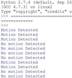 Методы разработки потока программного обеспечения датчиков движения, работающих с Arduino - 7