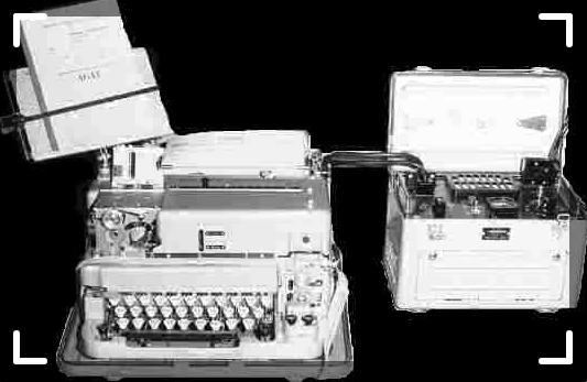 Немного из истории криптографии СССP: M-105 под кодовым названием Агат - 3