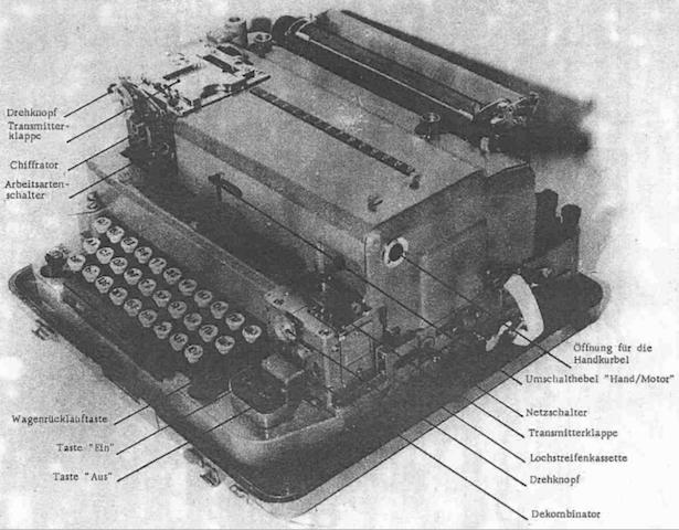 Немного из истории криптографии СССP: M-105 под кодовым названием Агат - 4