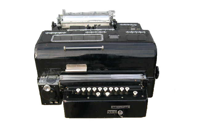 Немного из истории криптографии СССP: M-105 под кодовым названием Агат - 6