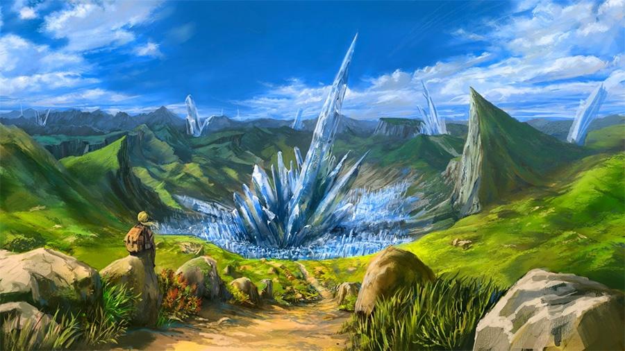 Путешествие из Node в Crystal - 1