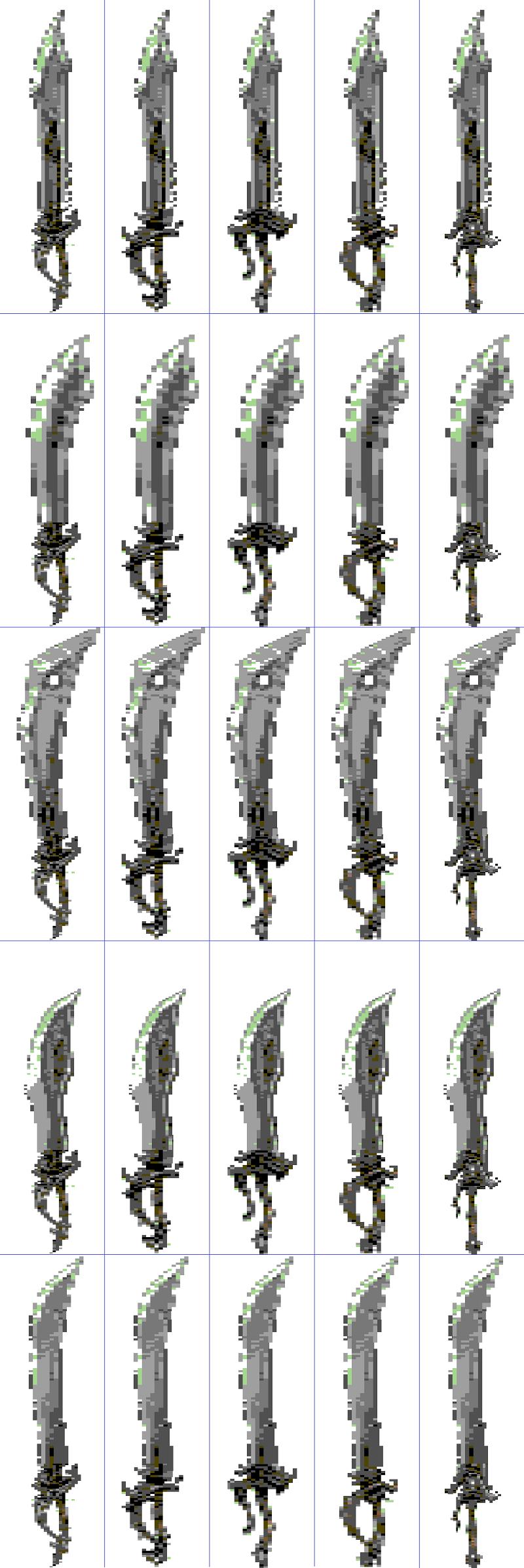 Система генерации оружия - 1