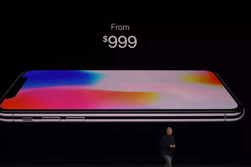 IPhone X может быть очень трудно купить до 2018 года