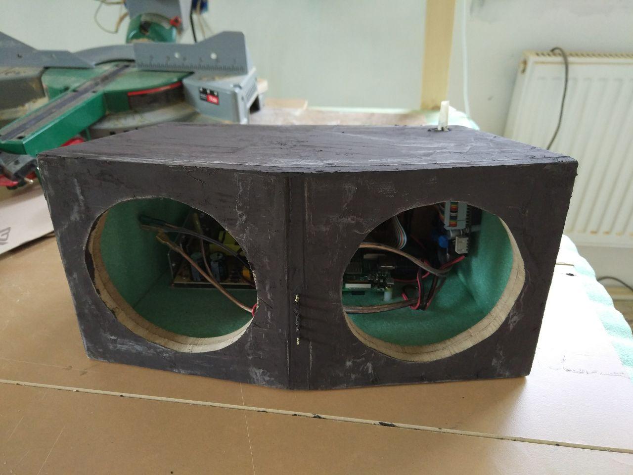 Pi-Sonos или DIY портативная акустика на Raspberry Pi - 7