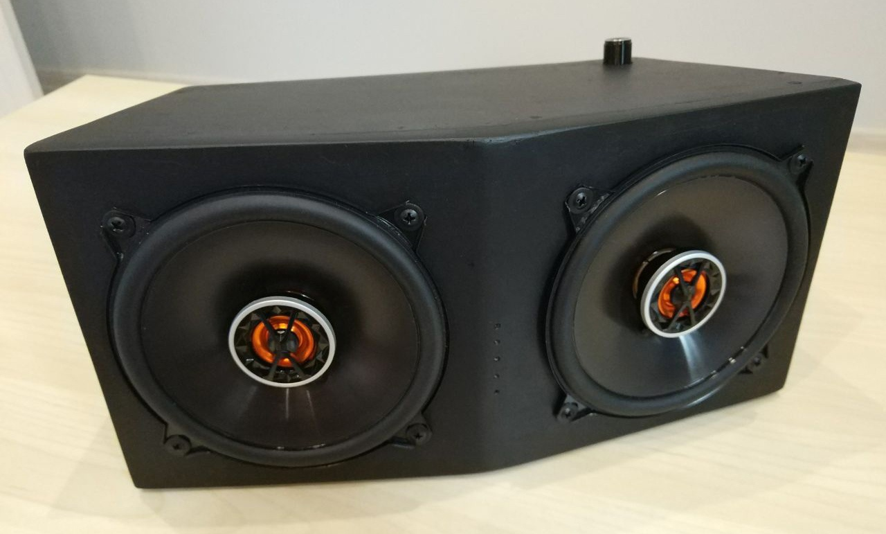 Pi-Sonos или DIY портативная акустика на Raspberry Pi - 8