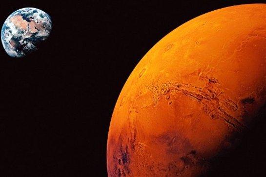 Кора Марса пористая