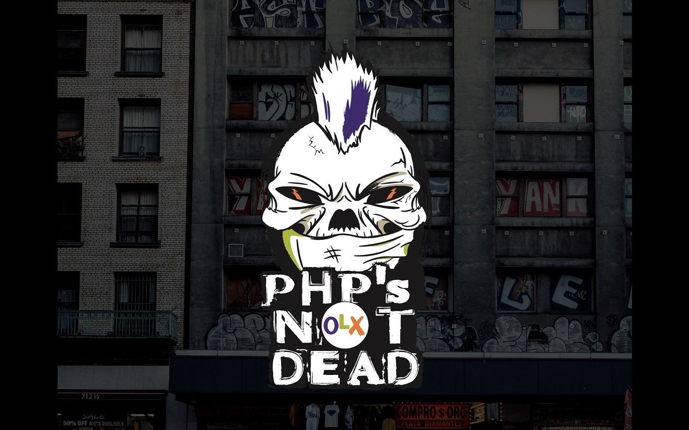 PHP жив. PHP 7 на практике - 1