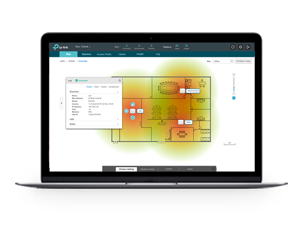 Wi-Fi сети в ритейле: типовые сценарии и подбор оборудования - 6