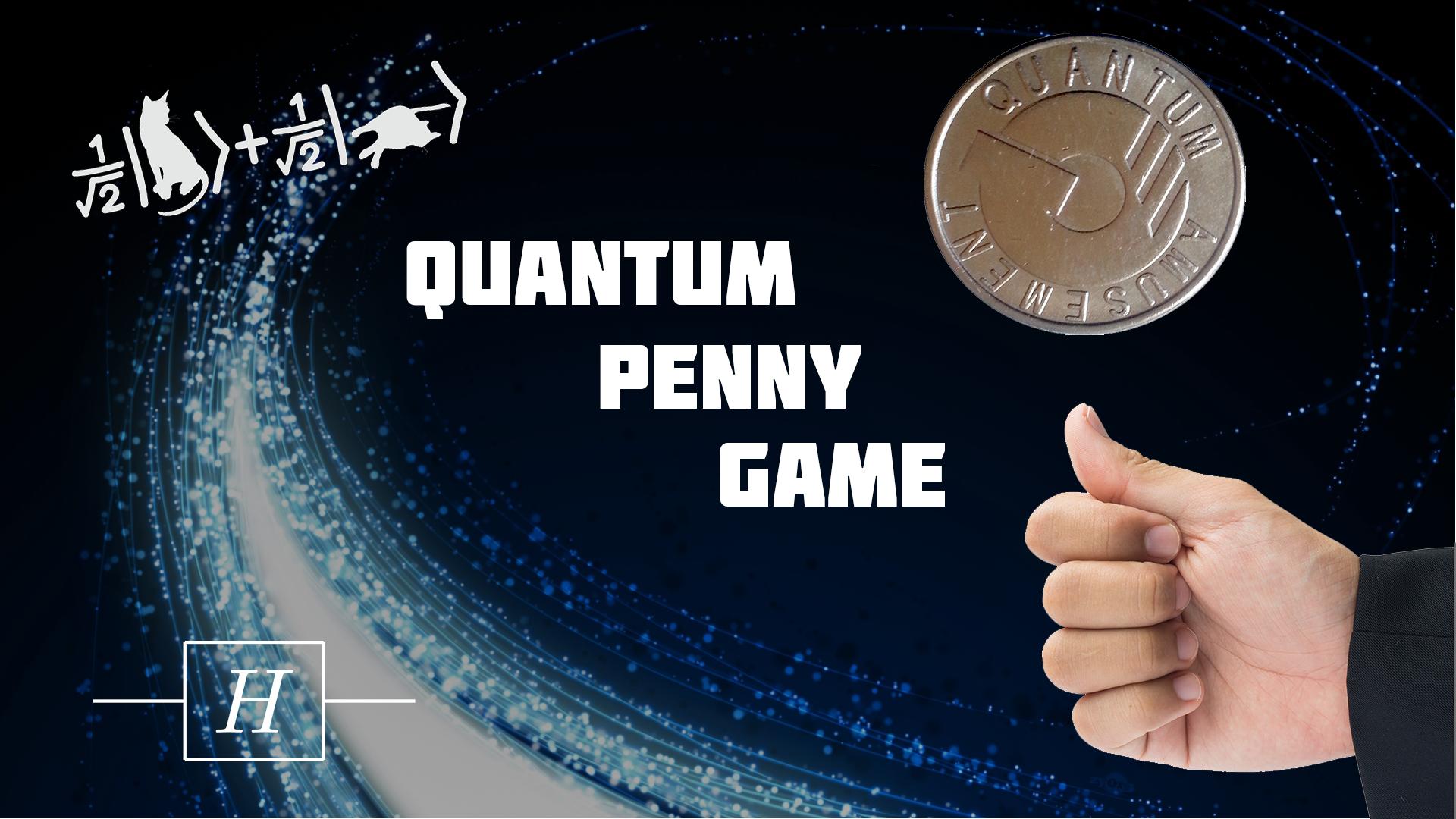 Играем с квантовой монеткой - 1