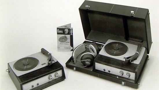 Личность и звук: John С. Koss – пионер портативного аудио - 4