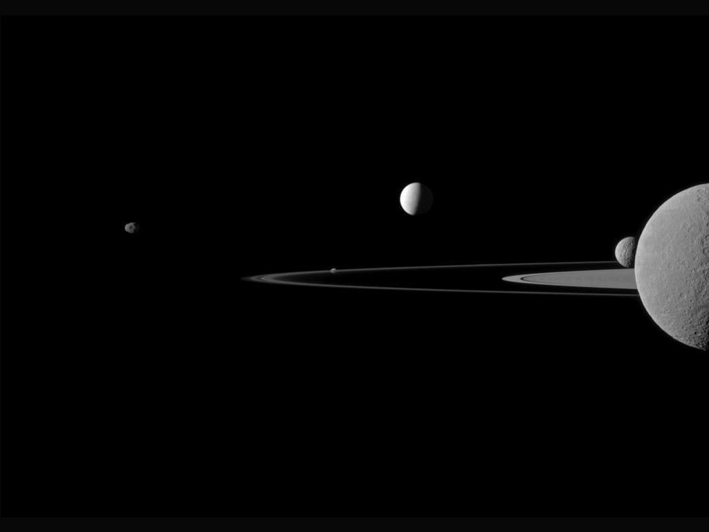 Зонд Cassini завершил миссию продолжительностью в 20 лет - 3