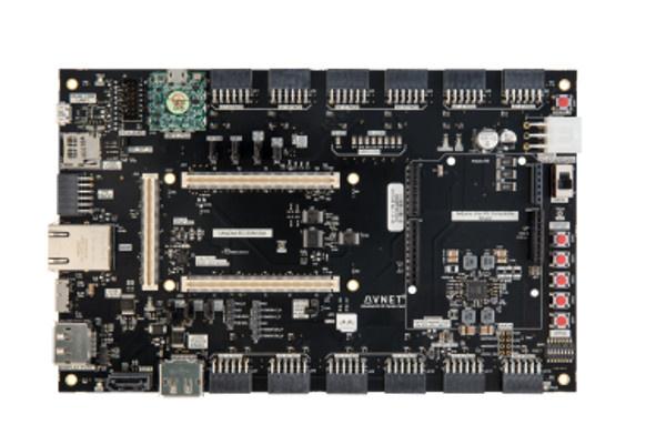 Обзор плат на SoC ARM+FPGA. Часть первая. Мир Xilinx - 24