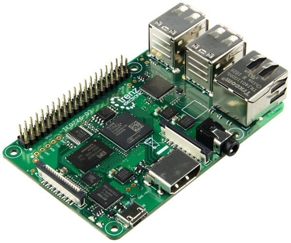 Обзор плат на SoC ARM+FPGA. Часть первая. Мир Xilinx - 37