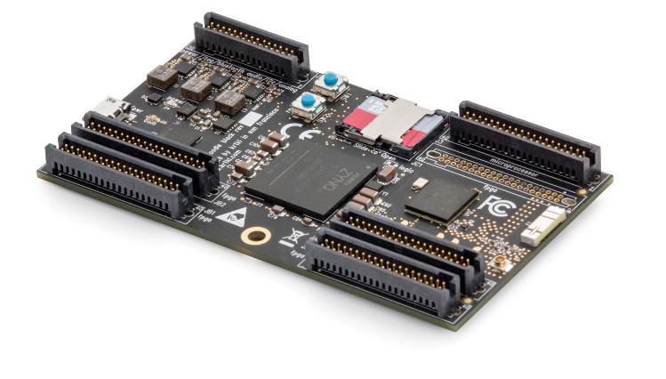 Обзор плат на SoC ARM+FPGA. Часть первая. Мир Xilinx - 42